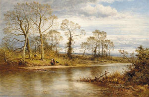 Benjamin Williams Leader - un inglese fiume in autunno