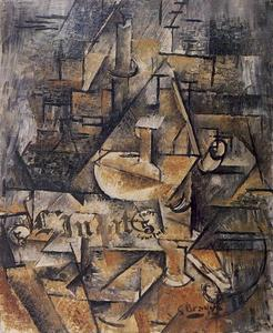 Georges Braque - Il Candeliere
