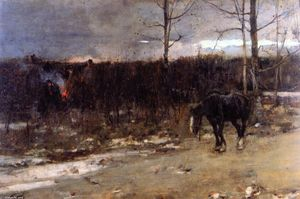 James Guthrie - Incendi zingari are Burning per il passato di Daylight and Gone