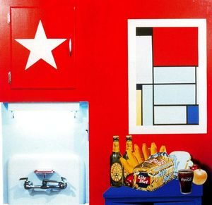 Tom Wesselmann - natura morta