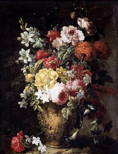 Pieter The Younger Holsteyn - fiore Piece_3