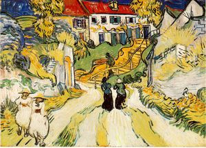 Vincent Van Gogh - Scale Village