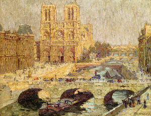 Terrick John Williams - Notre Dame di Parigi (1914)