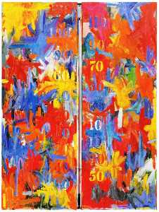 Jasper Johns - Falsa partenza