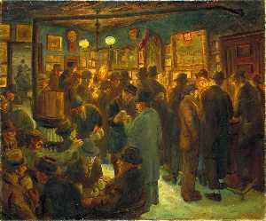 John Sloan - Mc Sorley Sabato Night